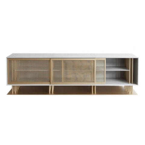 The Invisible Collection Washington Credenza I Atelier D'Amis