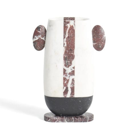 Vase Pietro Tre Colori