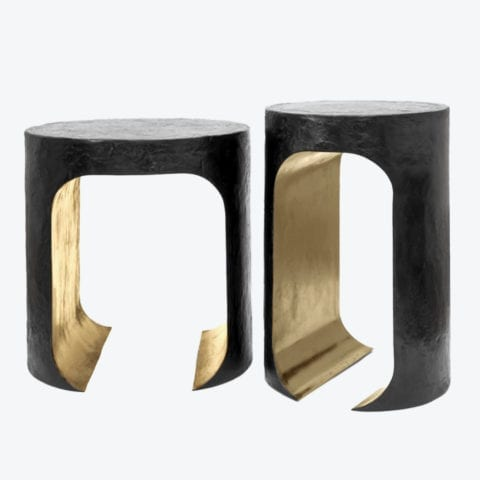 Side Table Hellmet Bronze