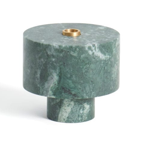Inside Out Verde Guatemala Candle Holder