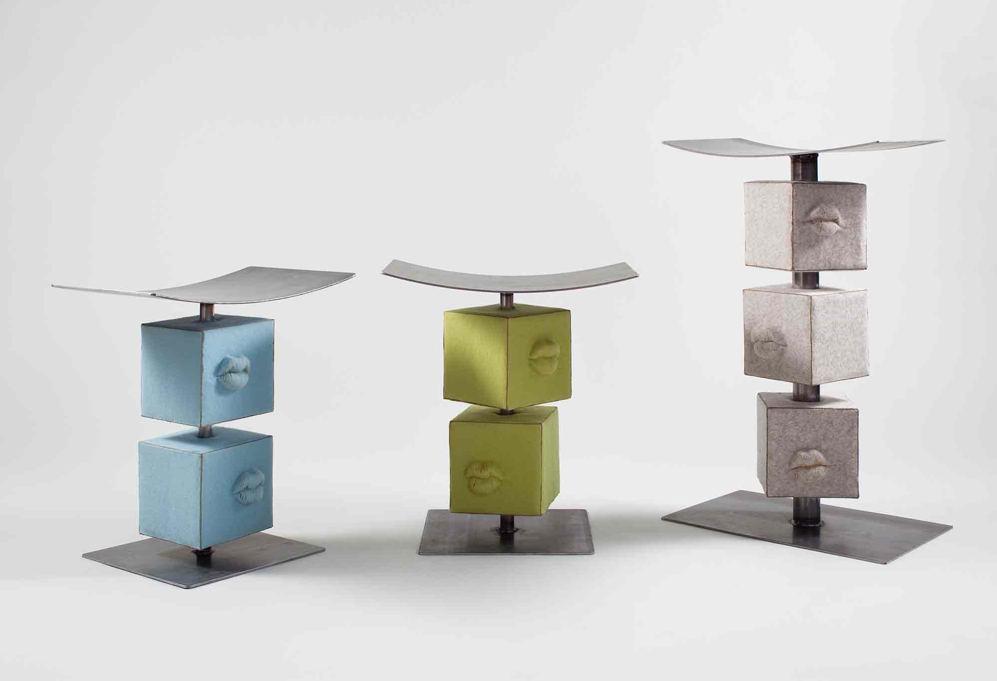 Console Besos par Francoise Weill
