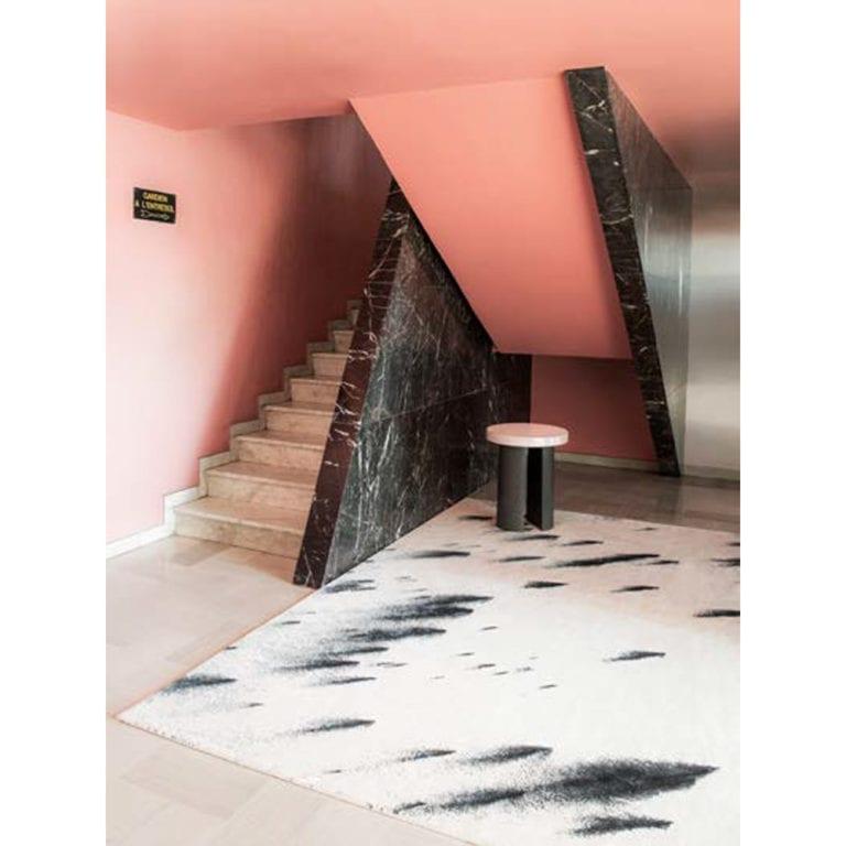 Tapis Poudre par Atelier Février - The Invisible Collection