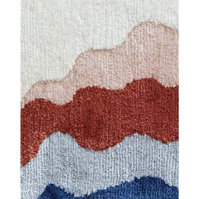 Tapis Ricky par Atelier Février - The Invisible Collection