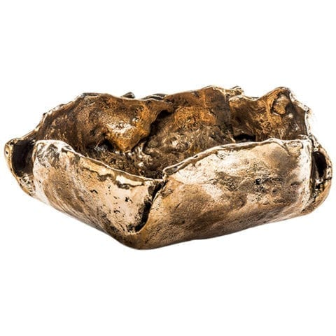The Invisible Collection Bronze Bowl Osanna Visconti