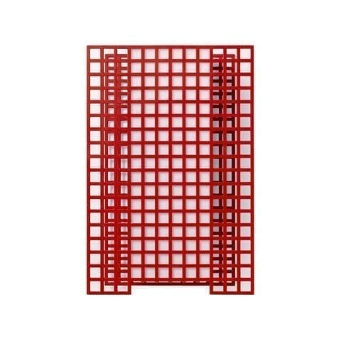 Grid Wall Lamp