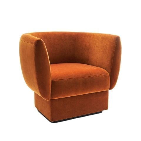 The Invisible Collection Klay Armchair Charlotte Biltgen