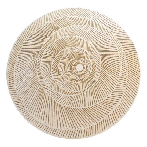 The Invisible Collection Nautilus Rug Damien Langlois-Meurinne