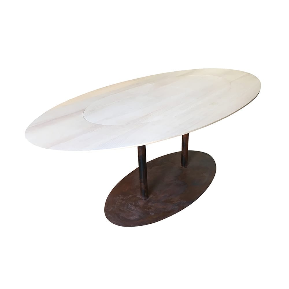 Table Saturn par Mayaro Editions