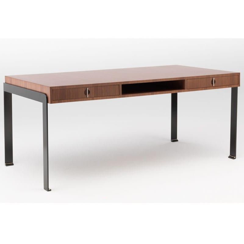 The Invisible Collection Lio Desk David Haymann walnut noyer oak chêne