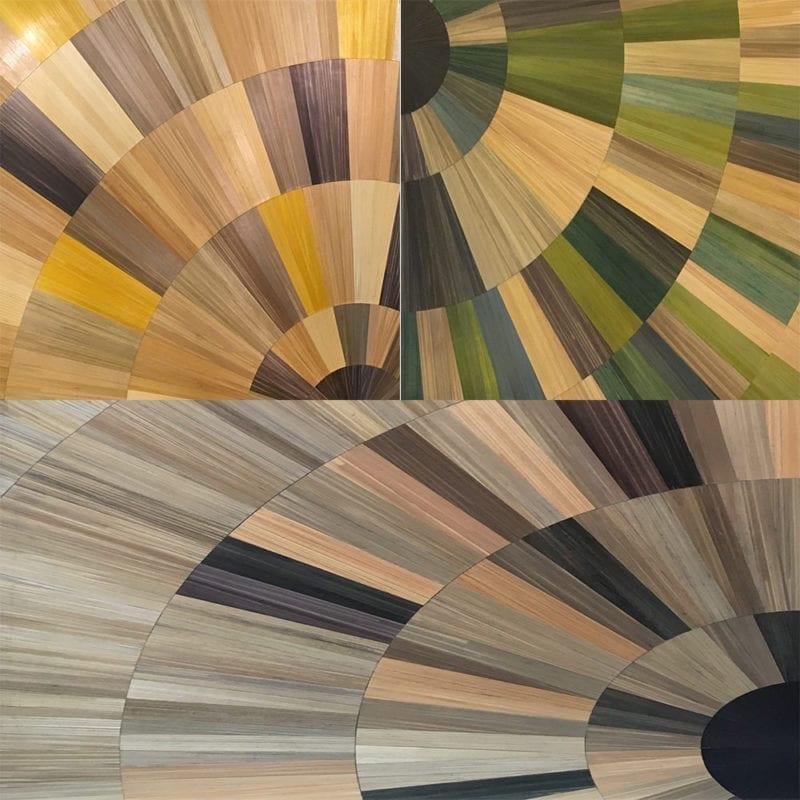 Table basse Iris par csbl studio caroline sarkozy - the invisible collection
