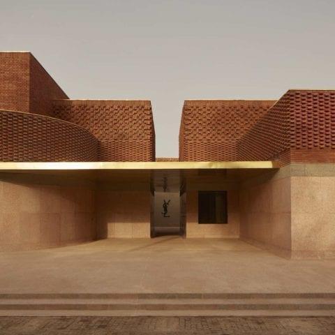 Ouverture du musée Yves Saint Laurent