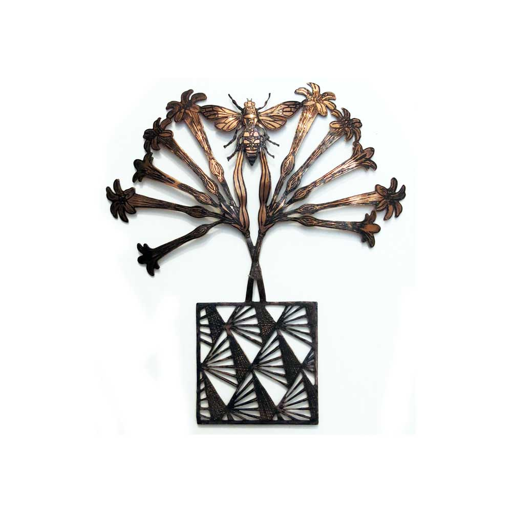 Wall Jewel Recompense by Michael Cailloux - The Invisible Collection
