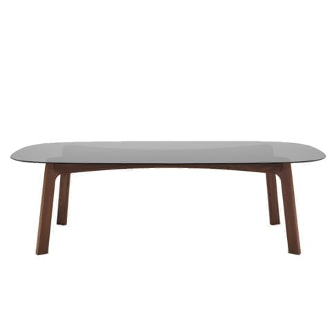 Robin Glass Dining Table