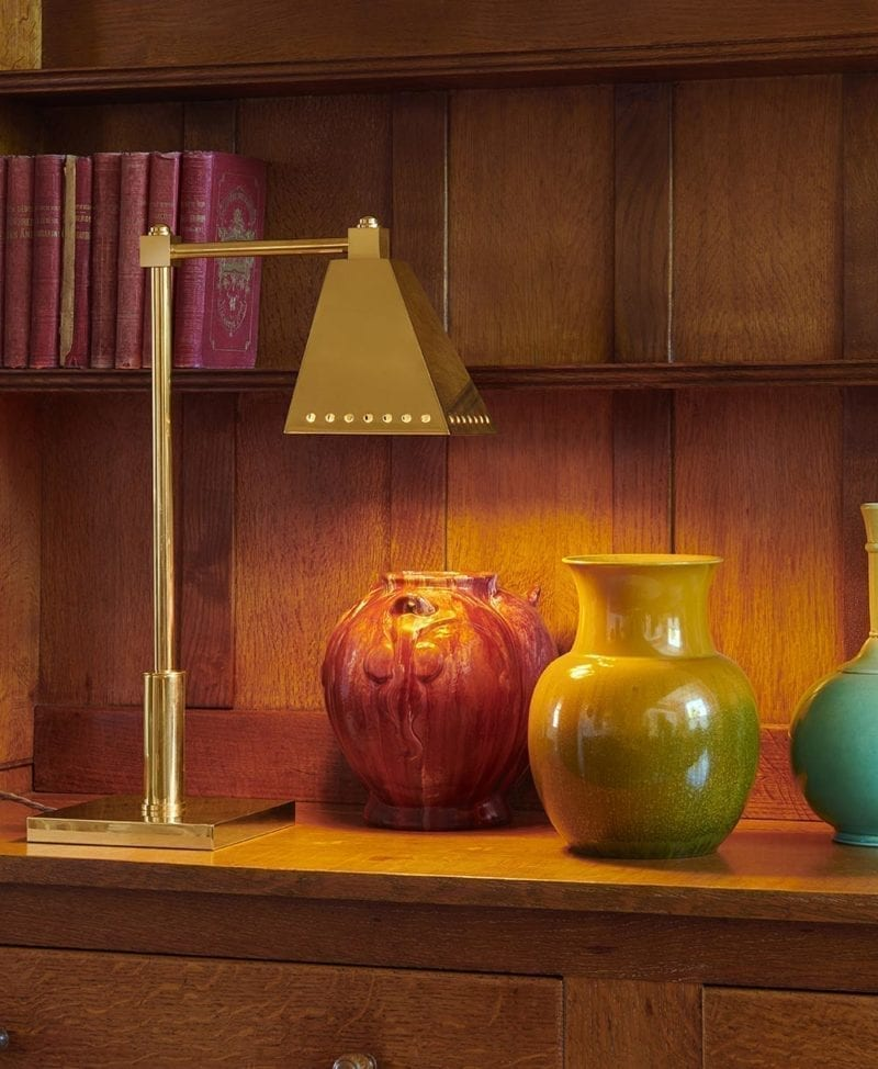 The Invisible Collection Lampe Rougemont par Cristina Prandoni
