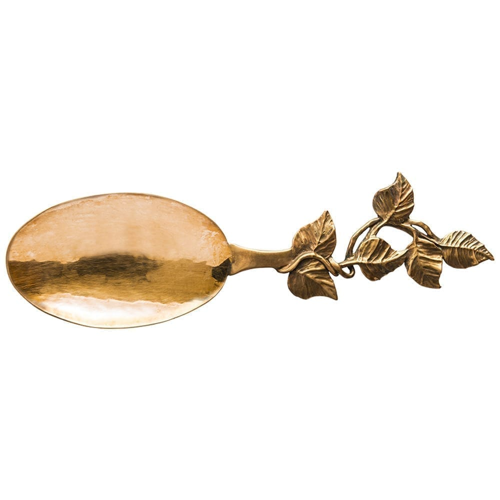 The Invisible Collection Leaf Risotto Spoon Osanna Visconti