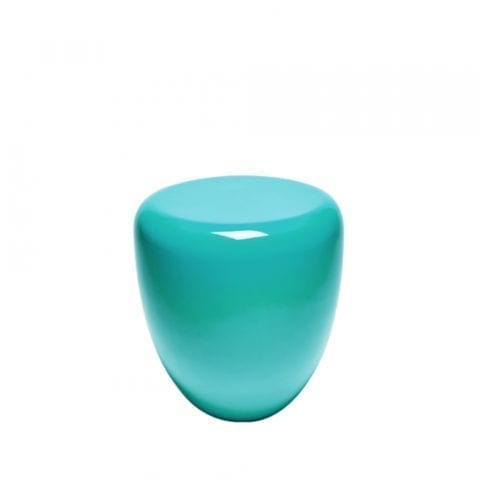 Table d'Appoint Dot Bleu Bohème