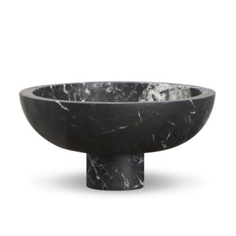 Bol Inside Out Nero Marquina