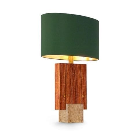 The Invisible Collection Table Lamp Paulista Oitoemponto