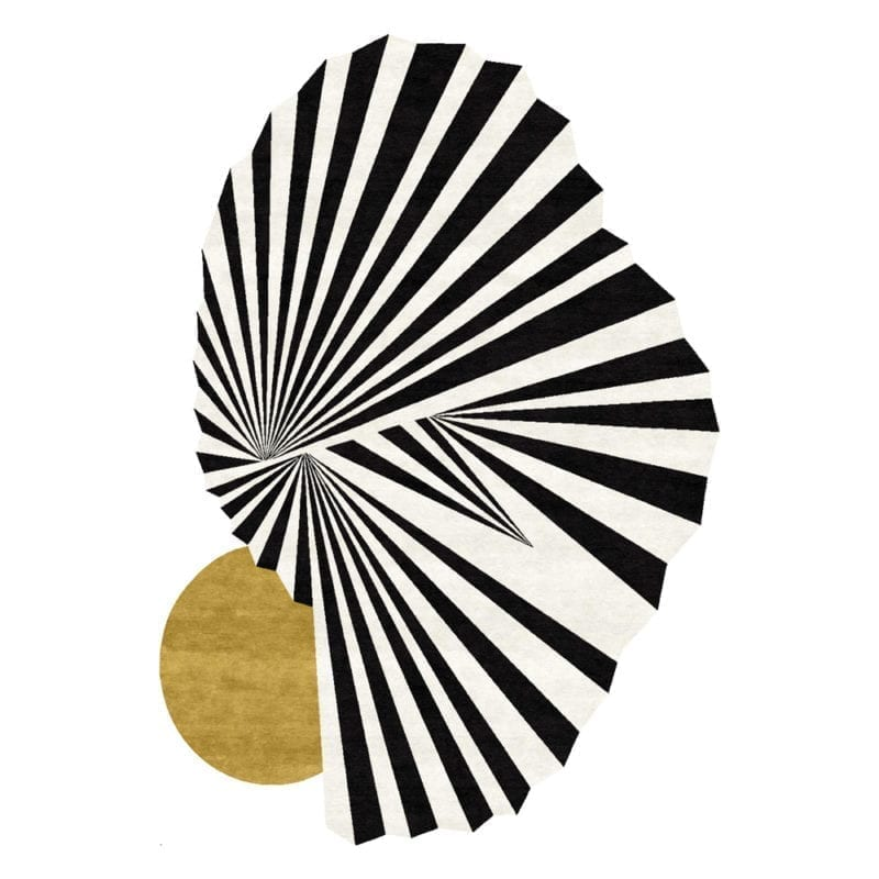 The Invisible Collection Nautilus Rug Atelier Février