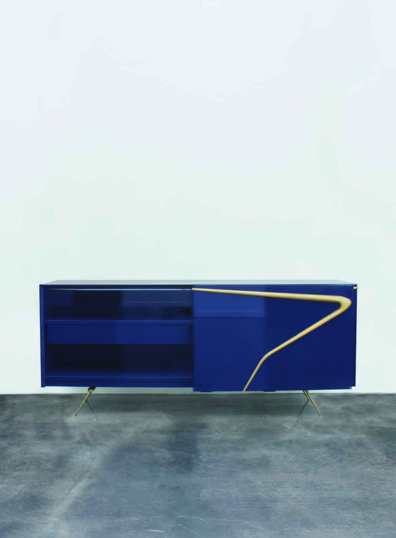 Dragonfly Credenza by Atelier d'Amis - The Invisible Collection