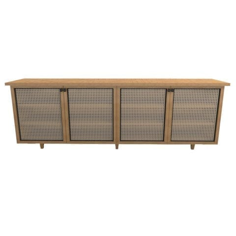 The Invisible Collection Riviera Sideboard Charlotte Biltgen