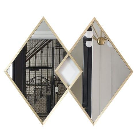 The Invisible Collection Twin Mirror Charlotte Biltgen
