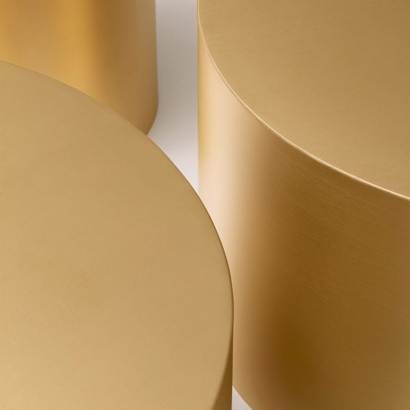 Table Basse Spin Around par Damien Langlois-Meurinne - The Invisible Collection