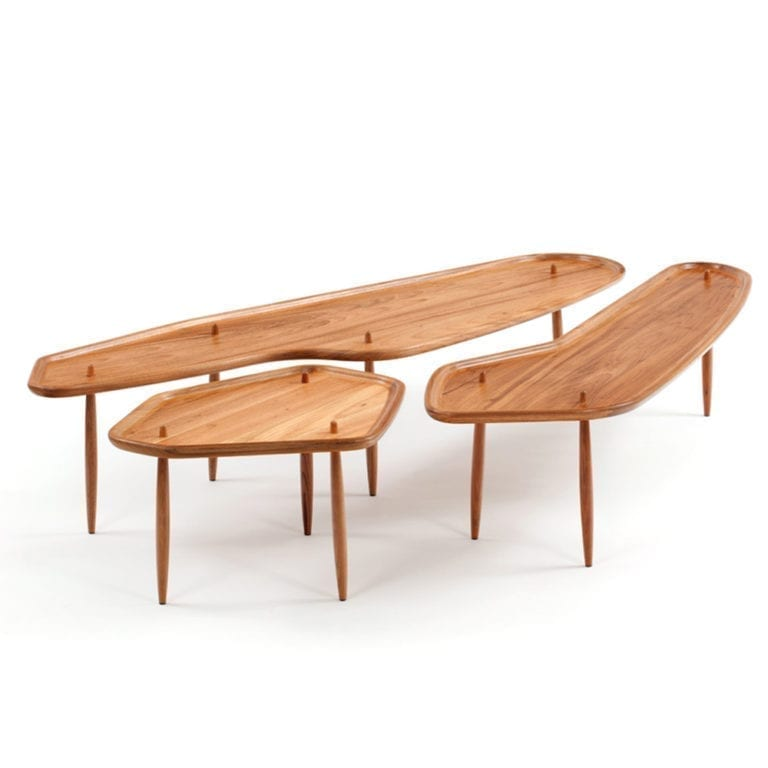 The Invisible Collection Arquipelago Coffee Table Etel Arthur Casas