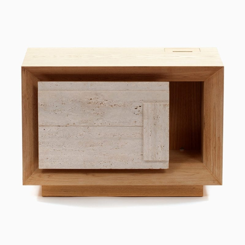 The Invisible Collection Etel Willys Nightstand