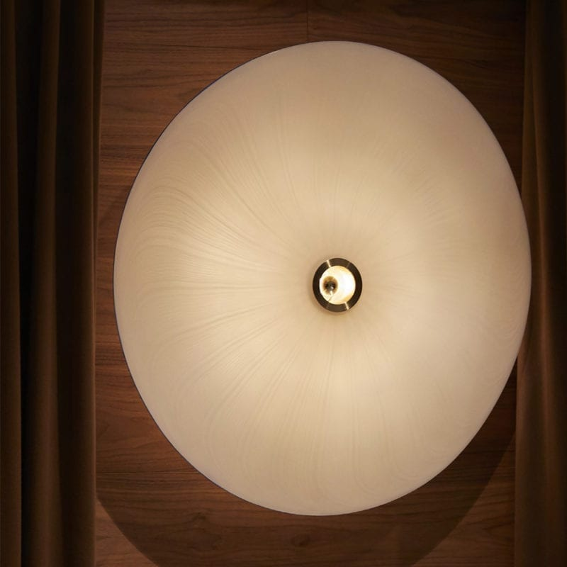 The Invisible Collection Lune d'Hiver Wall Lamp Jeremy Maxwell