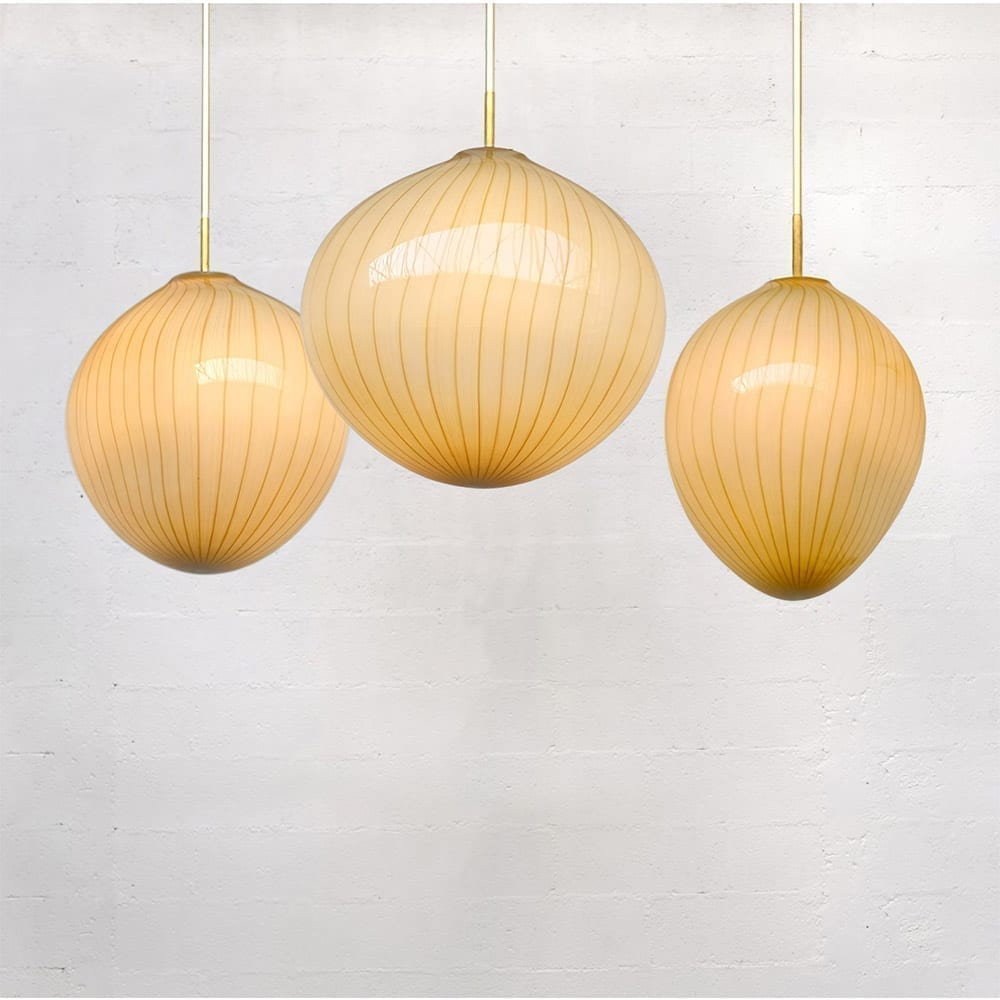 The Invisible Collection Autumn Light Chandelier Jeremy Maxwell