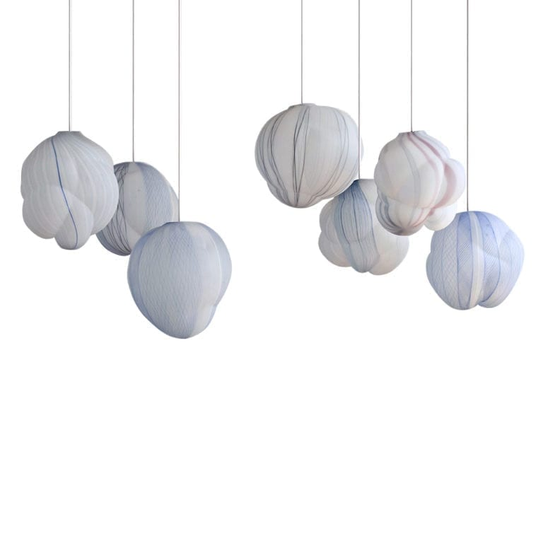 The Invisible Collection Cloud Lamp Jeremy Maxwell