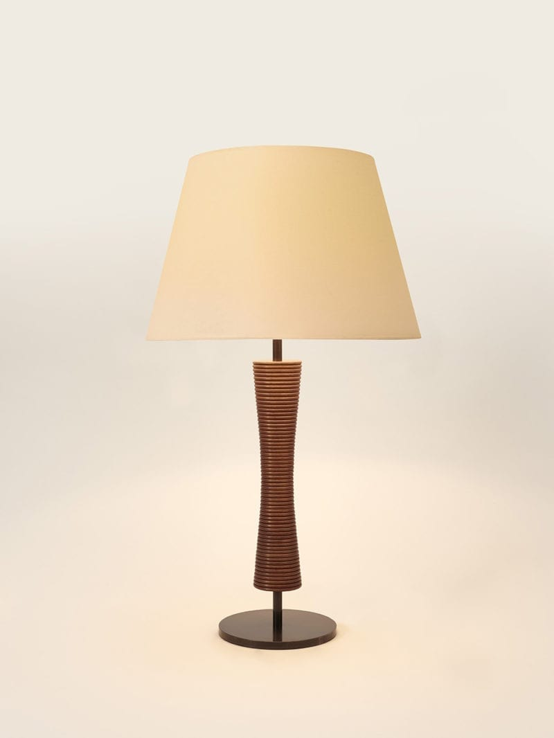 Totem Table Lamp by Cristina Prandoni - Available on The Invisible Collection
