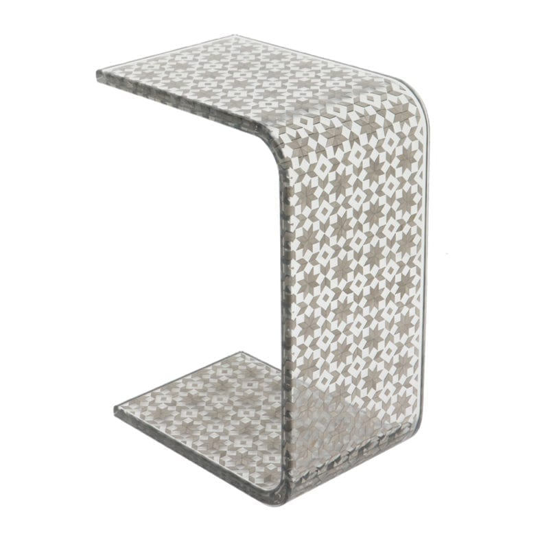 The Invisible Collection C Occasional Table