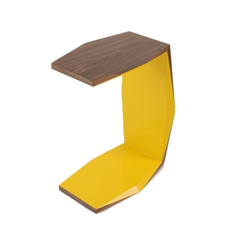 The Invisible Collection C Origami Occasional Table