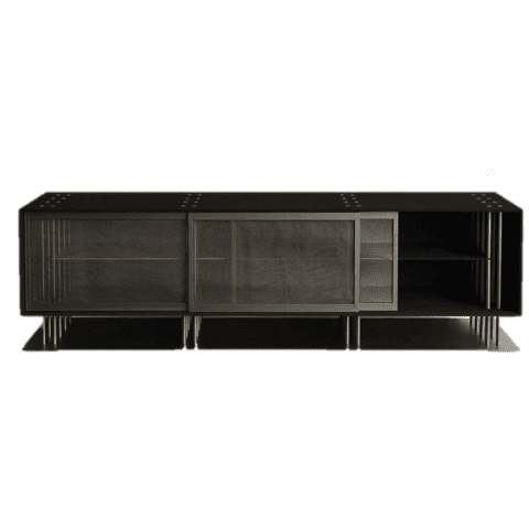 The Invisible Collection Washington Credenza 3 Atelier d'Amis