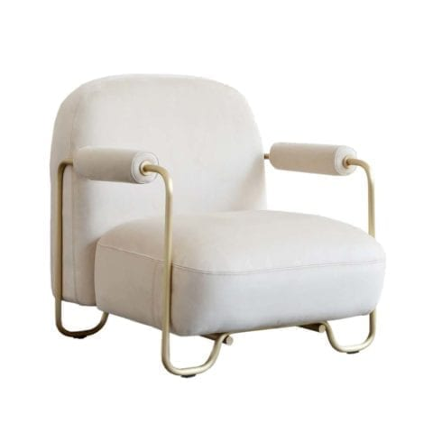 The Invisible Collection Pipeline Mi Armchair Atelier d'Amis