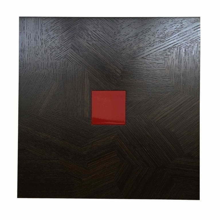 Guéridon Palmier Carré par CSLB Studio - The invisible Collection