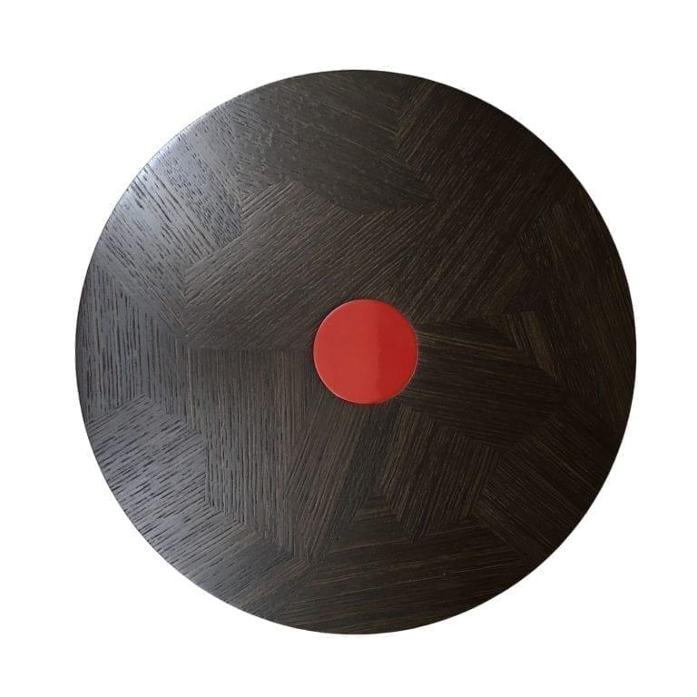 Gueridon Palmier Rond par CSLB Studio - The invisible Collection