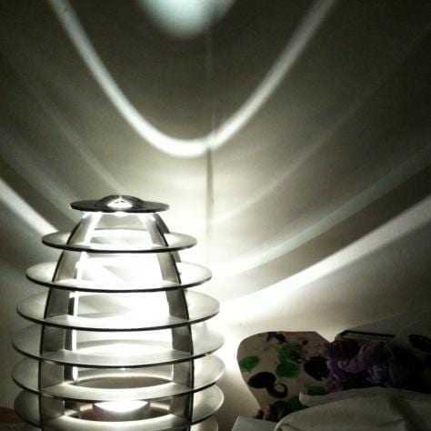 Table Lamp Strat by Erwan Boulloud - The Invisible Collection