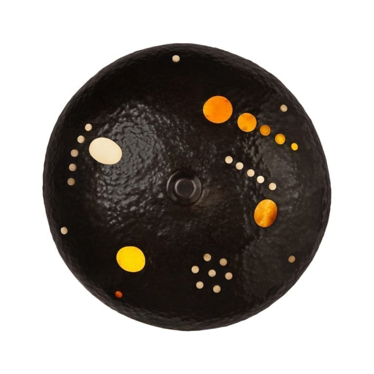 The Invisible Collection Constellations Wall Light Cristina Prandoni