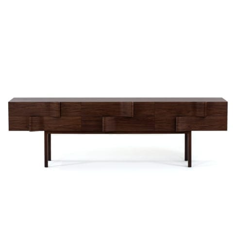 The Invisible Collection Ondas Sideboard Etel Arthur Casas