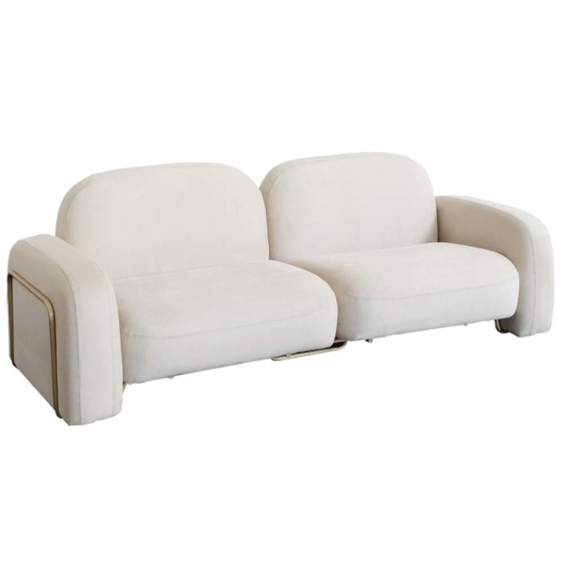 The Invisible Collection Pipeline Sol Sofa Atelier d'Amis