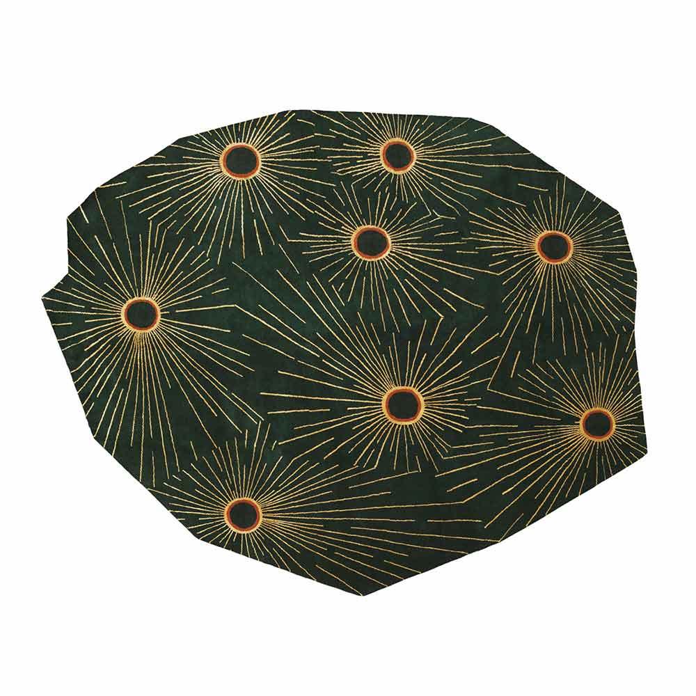 Tapis Surya par Atelier Février - The Invisible Collection