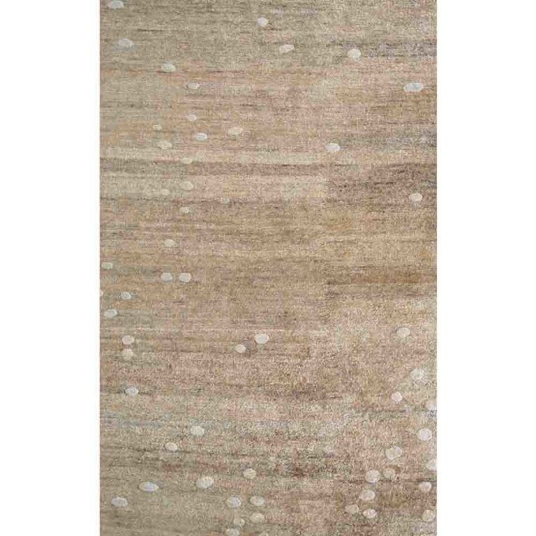 The Invisible Collection Rug White Rain Damien Langlois-Meurinne