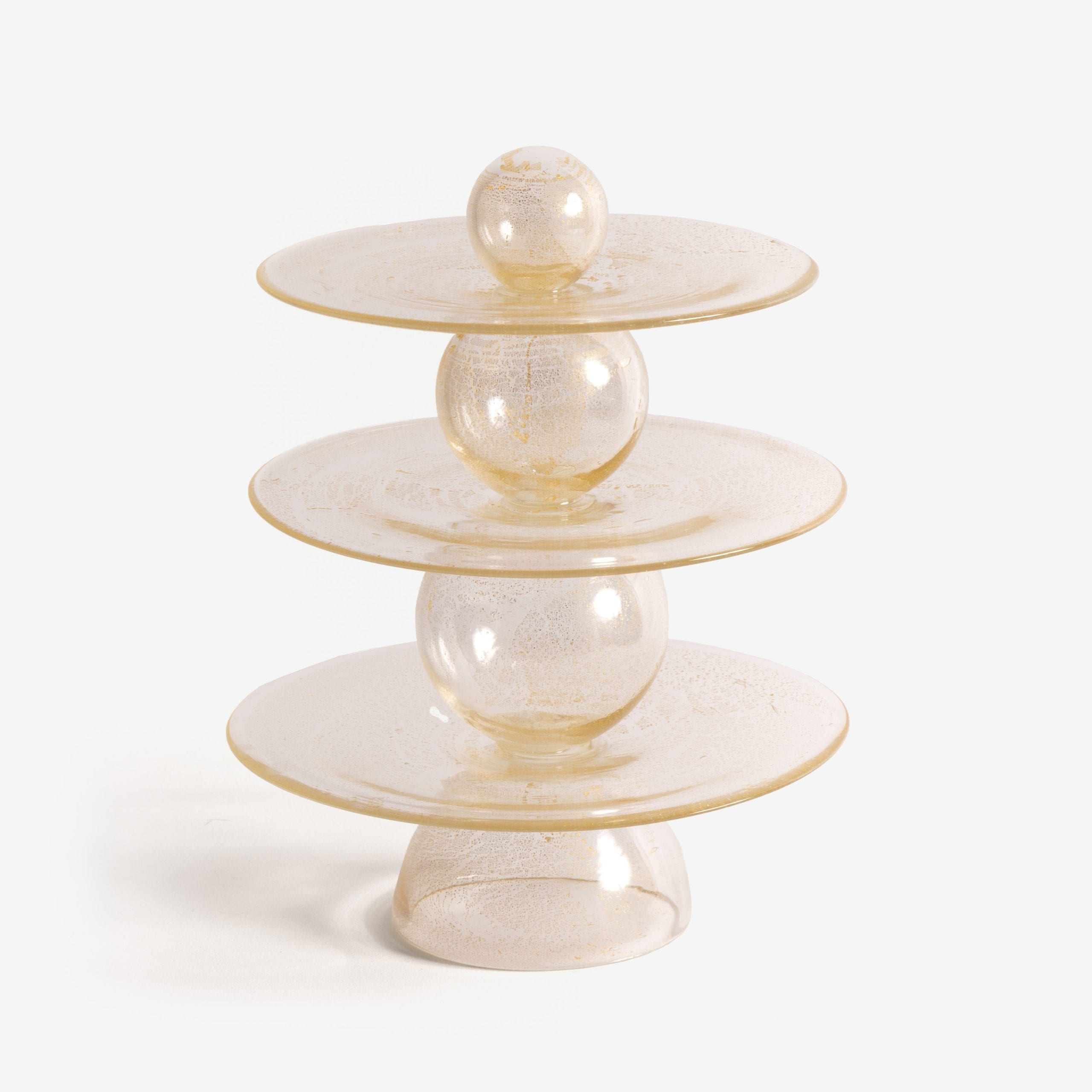 The_Invisible_Collection_Creations_Dragonfly_Particules_Elementary_Cake_Stand_2