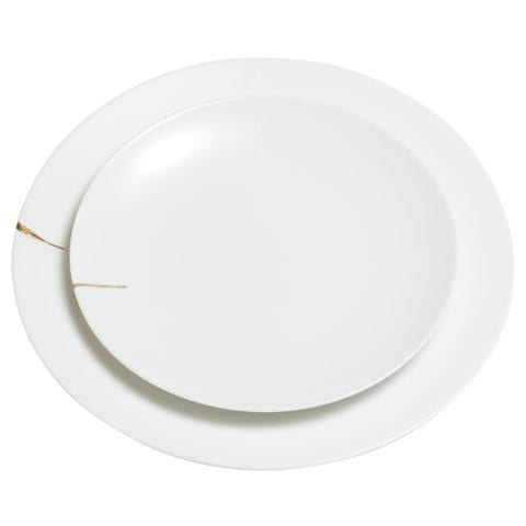 The_Invisible_Collection_Creations_Dragonfly_Kintsugi_Charentais_Plate_XL_1
