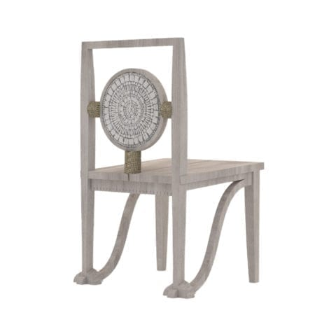 TheInvisibleCollection_KellyBehun_MosaicDiningChair1
