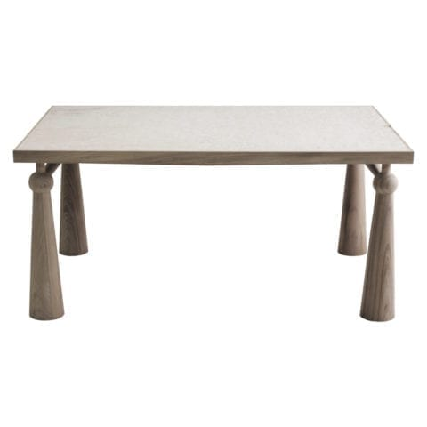 Piatro Rectangular Mosaic Dining Table