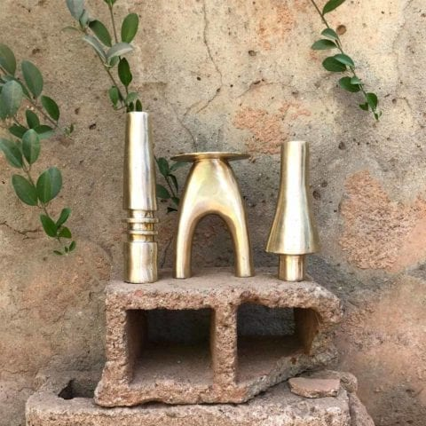 La Bande De Lobi Candle Holders